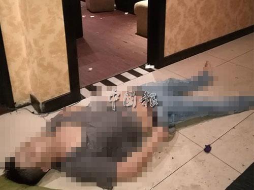 死者與友人到卡拉OK中心慶生后,隔日被發現離奇斃命。