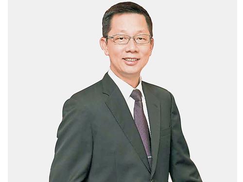 林俊喜:規劃退休金市場需求非常大。
