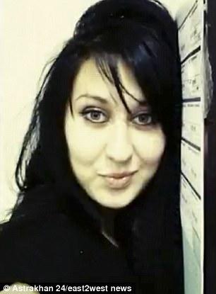 遇害女嬰的母親塔蒂亞娜。