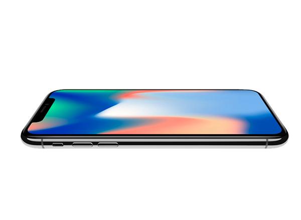 iPhone X。∕取自官網