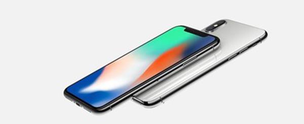 iPhone X具有直立式雙鏡頭。∕影片截圖