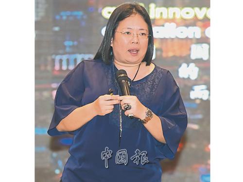 馮璻玲:中小型企業需擴展至全球市場。