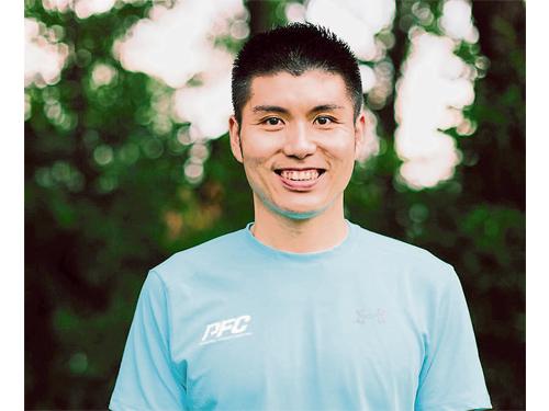 黃俊軒:在做突破性動作時,一定要有教練或夥伴陪同。