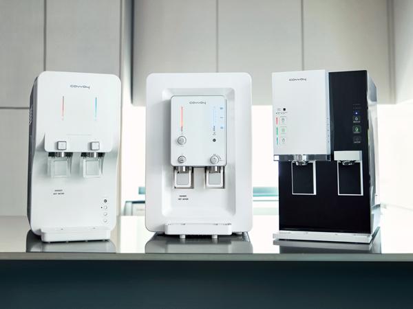 Coway的每一款產品都經過100萬次的嚴格測試才推出市場,而且定期派專人上門檢查和保養你的淨水機器,讓你全家安心喝下每一口水。