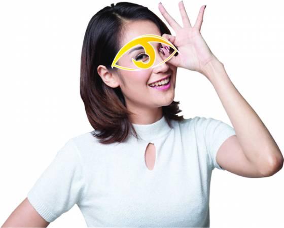 葉黃素是保持健康眼睛的重要營養素。