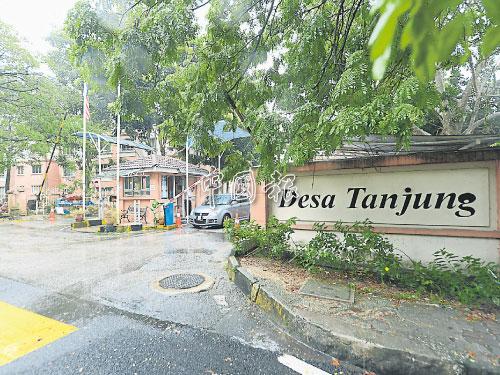 蒂沙丹絨公寓管理層在3個月前一走了之,被揭發拖欠超過110萬令吉的債務。