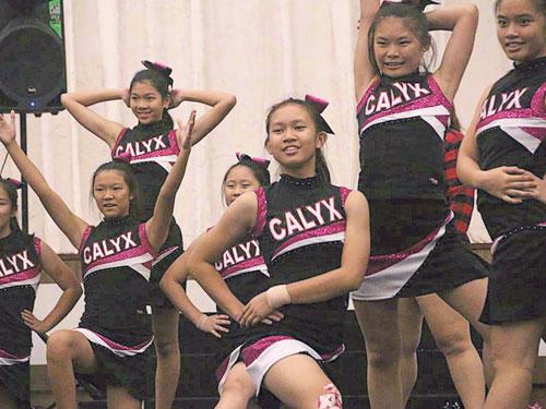 揮灑青春的熱情,啦啦隊在大馬新生代中崛起!
