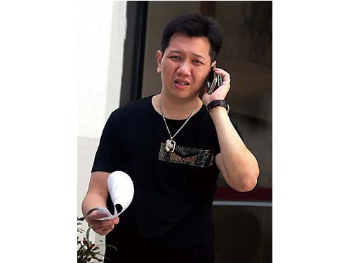 被告李成言今年7月因為觸犯多項交通法令,被判罰款和吊銷駕駛執照9個月。(檔案照)