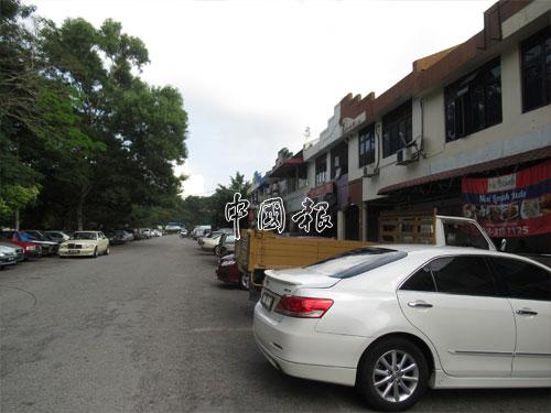 蕉賴再也花園是其中一個郵件受影響的住宅區。