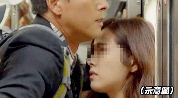日本一名高中女生,被同一個痴漢揉下身長達一年。圖為示意圖非當事人。