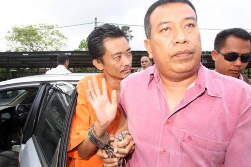 寇天福被警方通緝7年後,終於在2011年10月因一宗偷車案落入警網,結束亡命生涯。