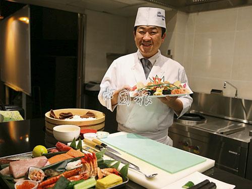 作為壽司職人,小川洋利做出來的料理不只是可以讓自己的臉上常掛笑容,也讓食客心滿意足,這是世界上最幸福的任務了!