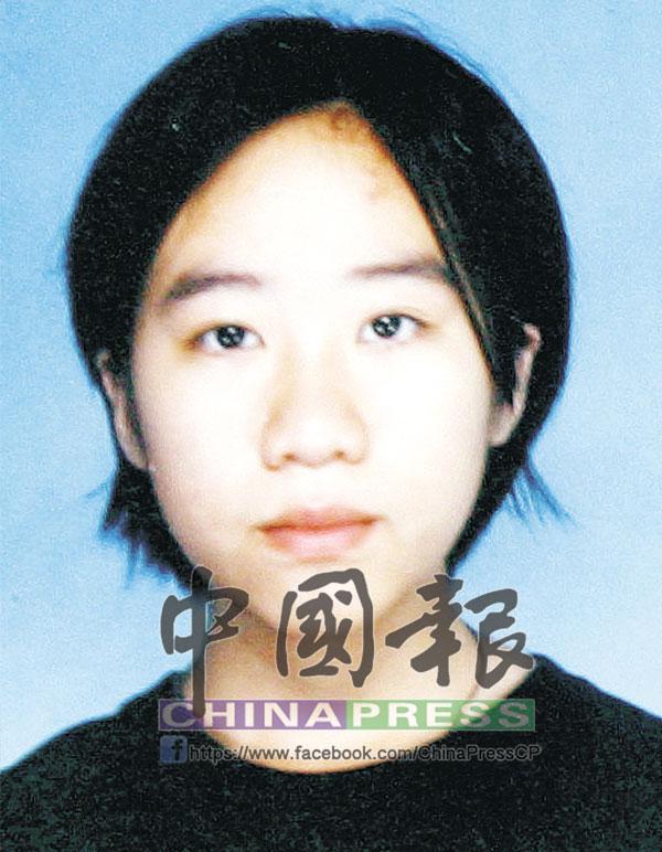 死者廖婉儀(13歲,長女)