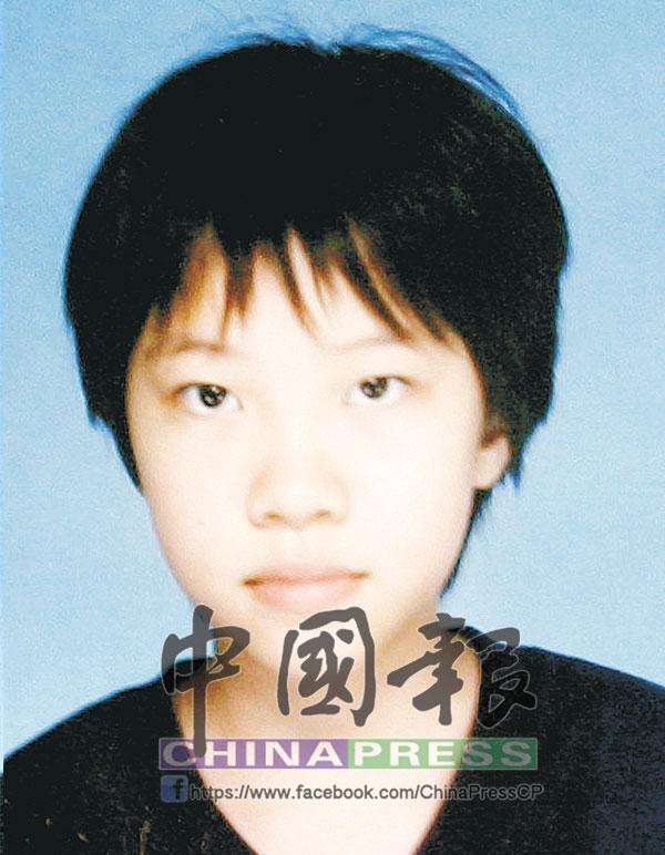 死者廖婉君(10歲,次女)