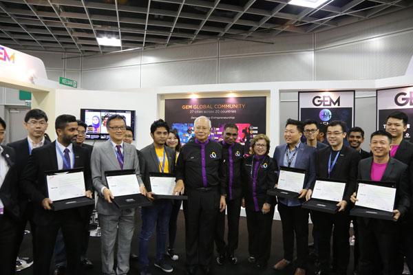 如今連馬來西亞政府也意識到,HelloGold在協助人們購買黃金方面的潛力。