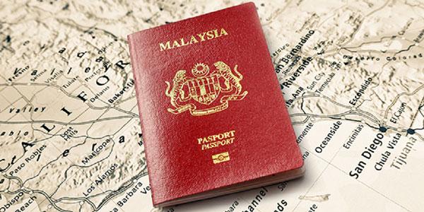 大馬護照可免簽進入166國,在全球排名第12名。