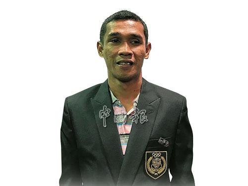 東運會男子馬拉松銅牌得主慕海扎莫哈末,力爭獲得2018年亞運會參賽資格。