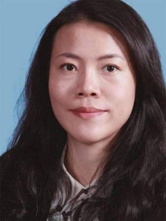 楊惠妍是碧桂園創辦人楊國強的次女。(圖取自福布斯)