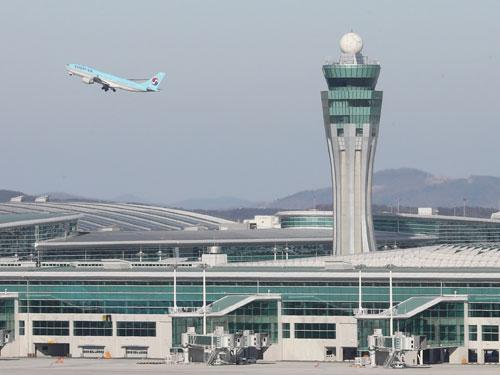 韓國仁川機場第二航站。