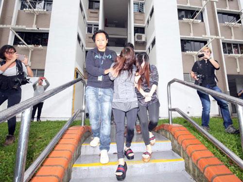 為期10天的掃蕩行動,是由刑事偵查局(CID)主導,並聯合六大鄰里警署展開。