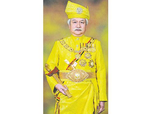 森美蘭州最高統治者端姑慕里茲殿下慶祝70歲華誕。