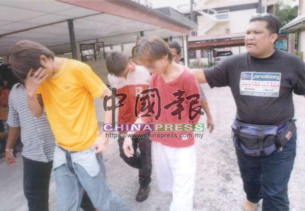 警方曾逮捕3名少年,懷疑是案發時負責接應主謀的司機。