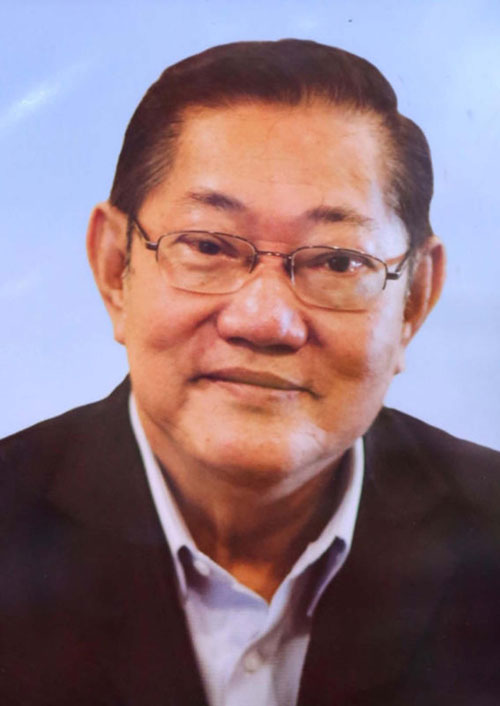 善心人士姚奕成逝世,享年77歲。