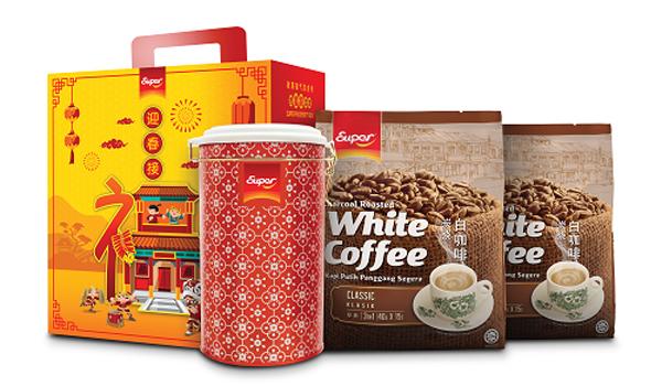 獻上超級福袋,如好的咖啡種籽一樣,散播歡樂與福氣分享至每各個角落。