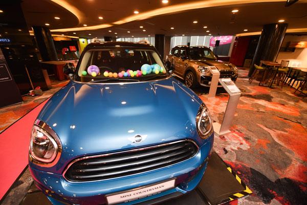有買有送,還有機會贏取全新的 Mini Countryman轎車,快到My Home Exhibition 家居裝飾展掃貨囉!