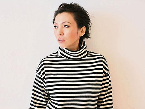 陳潔儀在《海峽時報》專訪中自爆已恢復單身。(Banshee Productions提供)。