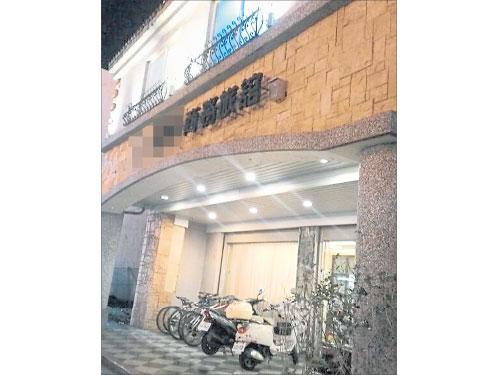 外型看起来新颖的酒店,其实已有94年历史,在这次地震中没被破坏。
