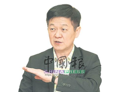 李志亮促請選民,在來屆大選前往投票。