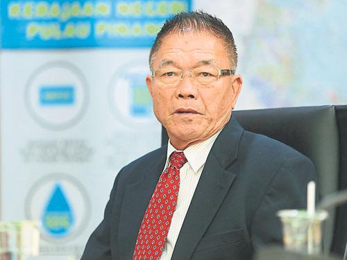 林峰成週二早上被反貪會問話。(檔案圖)