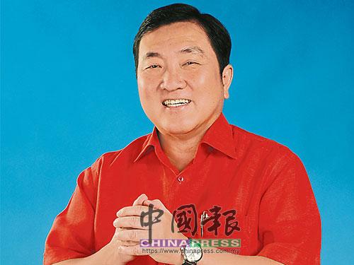 ◆馬華總秘書兼第二國際貿易及工業部長拿督斯里黃家泉