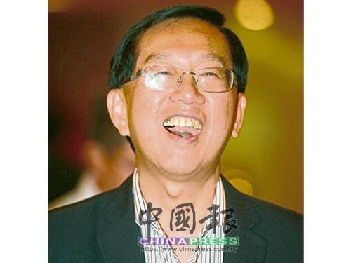 ◆馬中總商會會長陳友信