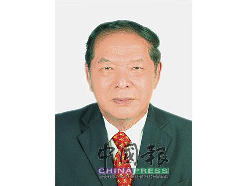 ◆大馬華校校友會聯合會總會會長陳鵬仕