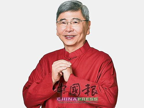 ◆民政黨主席兼種植與原產業部長拿督斯里馬袖強