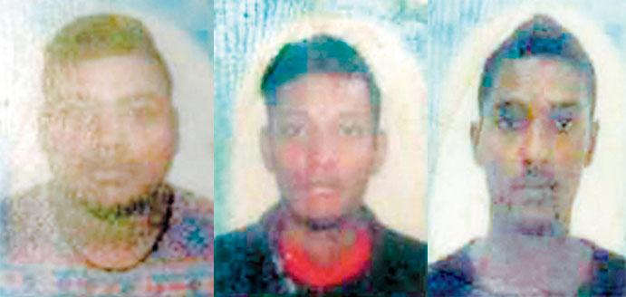 3名死者皆為印裔,年齡皆20余歲。