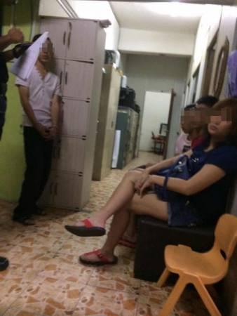 3兄弟及1名華裔女子皆為同謀。(照片取自面子書)