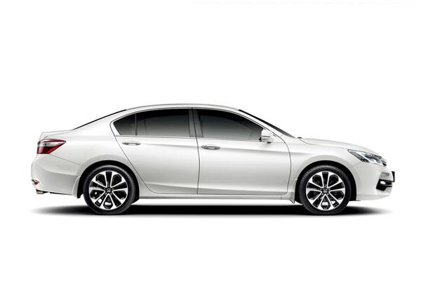 本田升級版Accord置入SENSING的革新先進科技,讓駕駛體驗升級,盡情享受舒適駕駛樂趣。