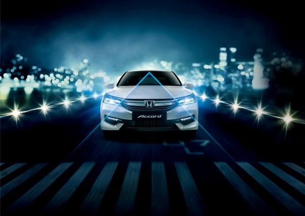 SENSING所有安全功能將助駕駛者提高警覺,享受最安全的駕駛