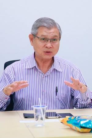 妙妙機構董事經理莊坡政先生
