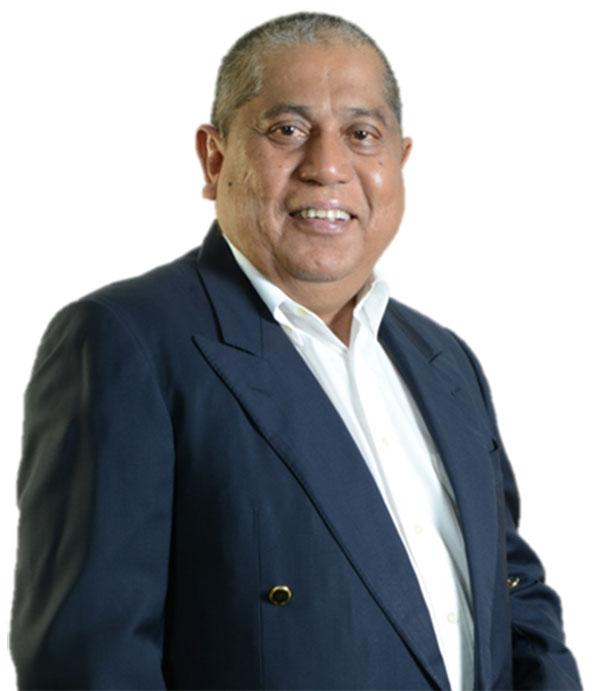 馬來汽車進口商協會主席再努丁阿都拉曼
