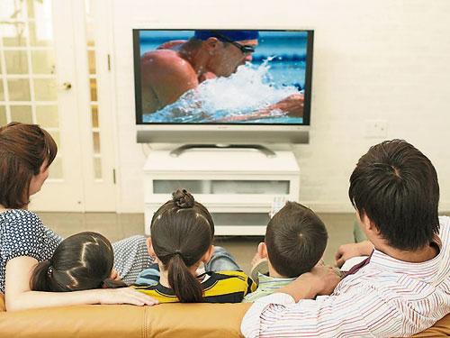 不管是電視的觀眾或網上看視頻觀眾,年齡不是關鍵,習慣才是重點。