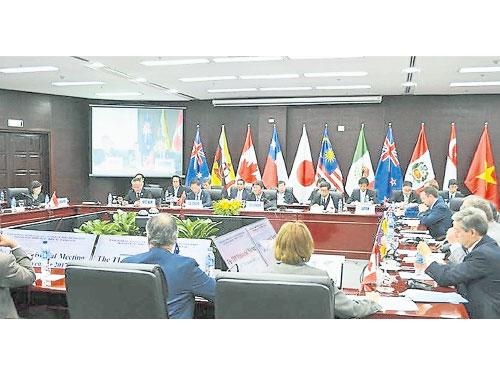 CPTPP協定的第一批簽署國包括澳洲、汶萊、加拿大、智利、日本、馬來西亞、墨西哥、紐西蘭、秘魯、新加坡和越南。(圖來自越南投資評論網站)