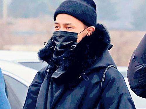 "G-Dragon上月進入江原道""白骨部隊""受訓。(網絡照片)"