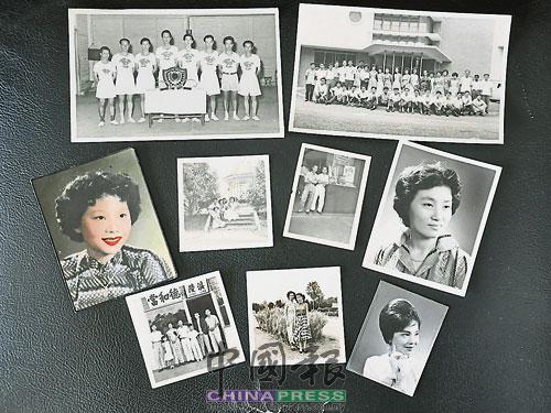 不同年代,照片有不同的叫法,尺吋相當多元化,小呎吋不局限拍人頭,也可以是外景照。