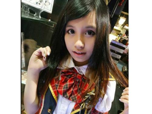 遇害少女郭惠明。