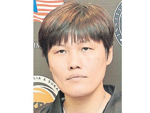 翁薪芸榮膺最佳教練。