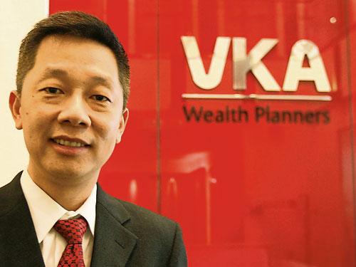 林俊喜稱,切勿動用公積金存款還債。